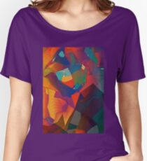 The Rocks by the Lighthouse Women's Relaxed Fit T-Shirt
