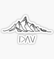 I am Greater Than my Highs and Lows Sticker