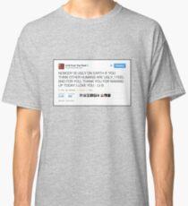 Lil B 'The BasedGod' Tweet Classic T-Shirt