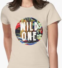 Wild One Native American Watercolor T-Shirt