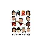 Negan - Eeny Many Moe by megiz