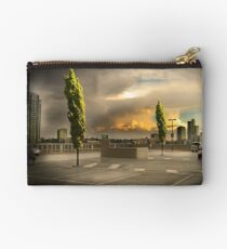 Carpark Green with Envy Studio Pouch