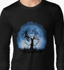 Moonlight Wondering Fairy - Blue T-Shirt