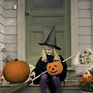 Little Witch by Christine  Wilson