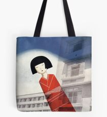 Nippon / Japan Magazine Retro Cover  Tote Bag