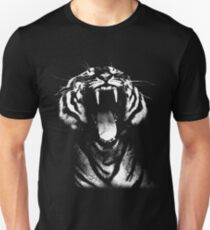 tiger, screaming tiger Unisex T-Shirt