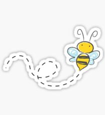 Bee Sticker