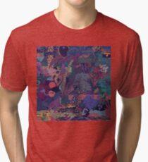 GLASS ANIMALS // ZABA Tri-blend T-Shirt
