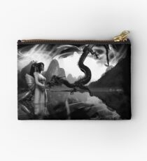 Serpant of the River Studio Pouch