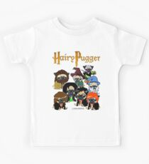 Hairy Pugger Kids Tee