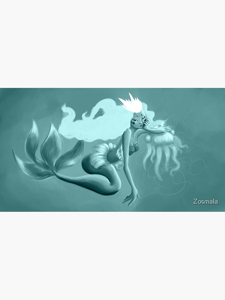 «Blue Mermaid» par Zosmala