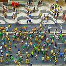 Demonstration in Rio by Christine  Wilson