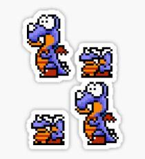 Rex The Dinosaur Sticker