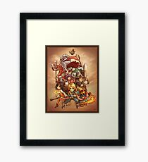 FFIX - Tribute Framed Print
