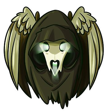 Winged Skull - Cute  by MissHeyThere