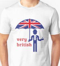Very British Gentleman T-Shirt