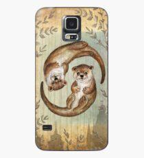 Otter über Praha Hülle & Klebefolie für Samsung Galaxy