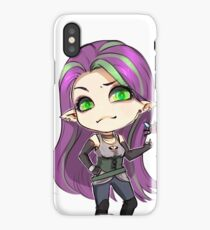 Chibi Virus iPhone Case