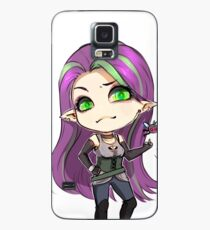 Chibi Virus Case/Skin for Samsung Galaxy