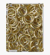 Many Golden Rings iPad Case/Skin