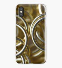 Golden Rings iPhone Case/Skin