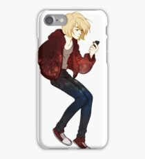 Yuri Plisetsky - Yuri On ice iPhone Case/Skin