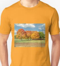 Shade Of The Autumn Trees T-Shirt