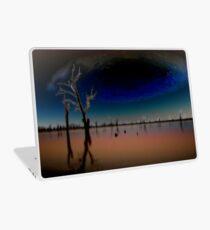 Alien Sunset Laptop Skin