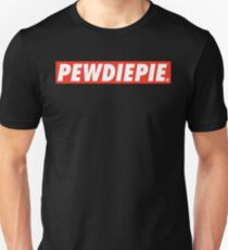 PewDiePie Obey Style T-Shirt