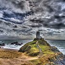 Llanddwyn Island - Light house by Simon Evans