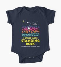 Stand With Standing Rock Shirt Kids Clothes