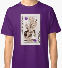 Johnny Joestar - King of Hearts Classic T-Shirt