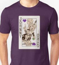 Johnny Joestar - King of Hearts Unisex T-Shirt