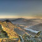 Winters Morning by Simon Evans