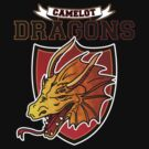 Camelot Dragons - Small Crest by Mouan