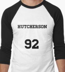 Josh Hutcherson Jersey Men's Baseball ¾ T-Shirt