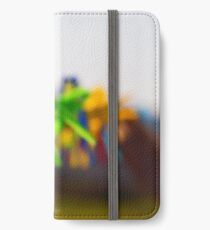 Colourful Work iPhone Wallet/Case/Skin