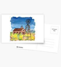 FORT ROCK OREGON Postcards