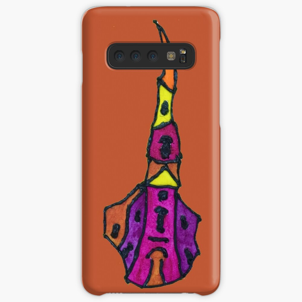 HUMOROUS CHAPEL Case & Skin for Samsung Galaxy