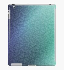 Gradient Web iPad Case/Skin