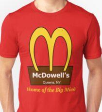McDowell's Unisex T-Shirt
