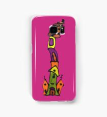 WHIMSICAL CUTE CHURCH  Samsung Galaxy Case/Skin