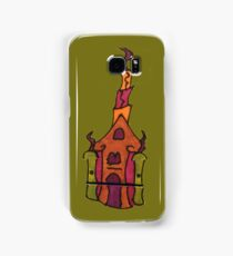 FUN LANDMARK CHURCH 3 Samsung Galaxy Case/Skin