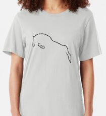 Springpferd Slim Fit T-Shirt