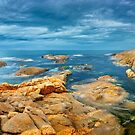 Wingan Inlet, Croajingolong National Park, Victoria, Australia by Michael Boniwell