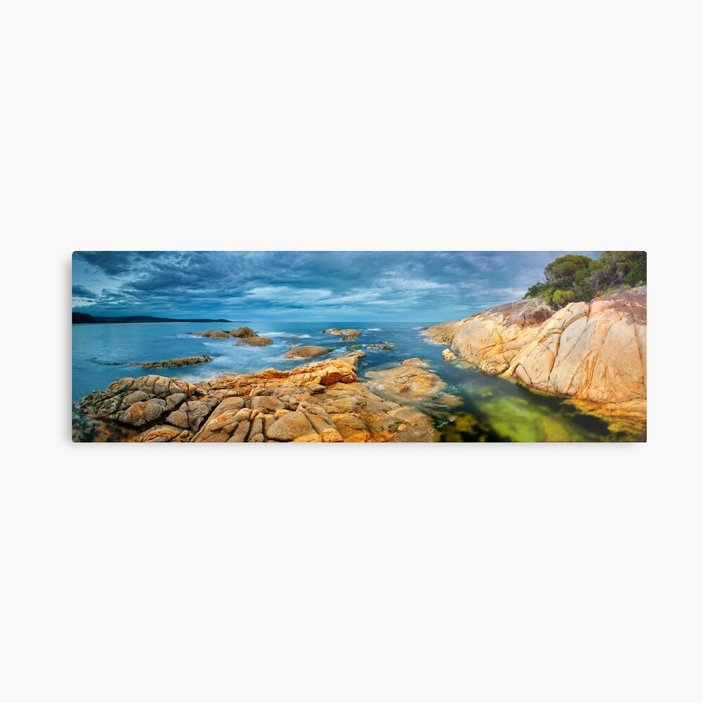 Wingan Inlet, Croajingolong National Park, Victoria, Australia Metal Print