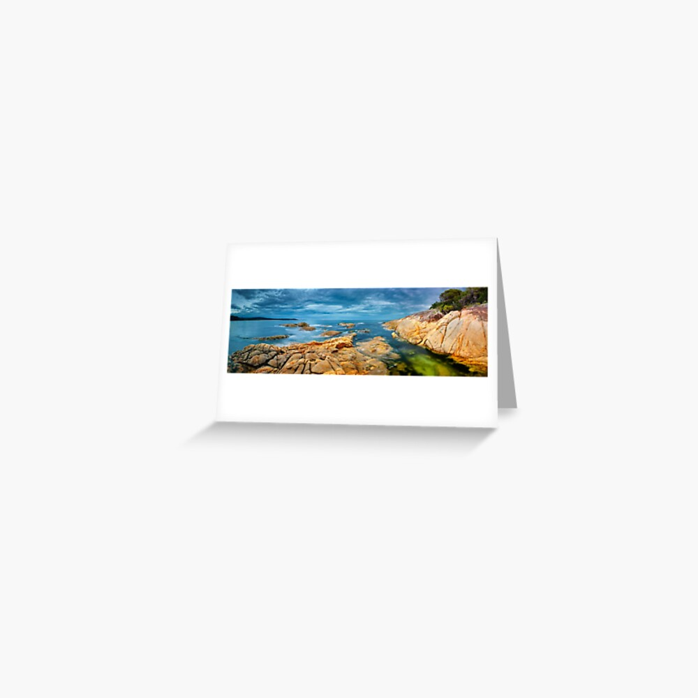 Wingan Inlet, Croajingolong National Park, Victoria, Australia Greeting Card