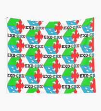 EXO-CBX 'Hey Mama!' Wall Tapestry