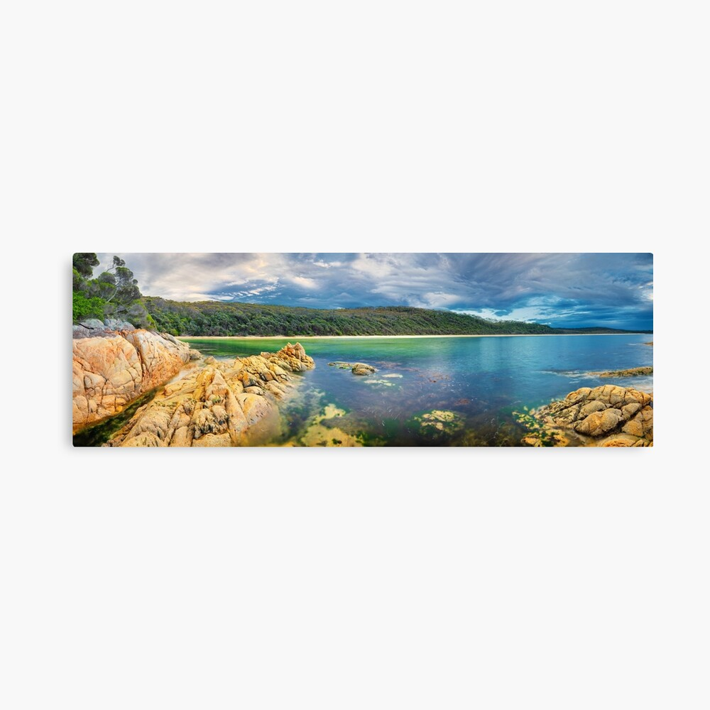 Wingan Inlet, Croajingolong National Park, Victoria, Australia Canvas Print