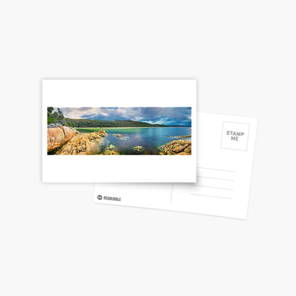Wingan Inlet, Croajingolong National Park, Victoria, Australia Postcard
